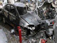 Şam'da 3 araçla düzenlenen bombalı saldırıda 83 kişi hayatını kaybetti