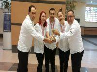DAÜ Turizm Fakültesi Gastronomi ve Mutfak Sanatları Bölümü başarının sınırlarını zorluyor
