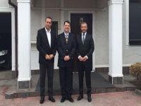Moldova Amerikan Üniversitesi Lapta Belediyesini ağırladı
