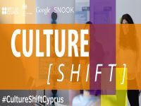 Culture Shift Hackathon isimli program 18-20 Mart'da