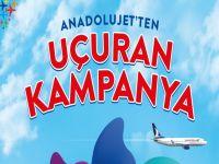 Anadolujet'ten Uçuran Bahar Kampanyası
