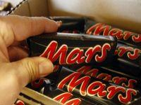 Sakın MARS çikolatası yemeyin..