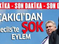 Milletvekili Mehmet Çakıcı'dan ŞOK Meclis Eylemi