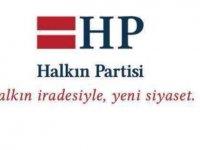HP, Kıbrıs Türk halkını sokağa çağırdı