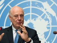 Suriye görüşmeleri ertelendi