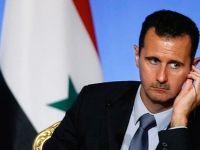 Suriye Devlet Başkanı Beşar Esad: Suriye halkı gitmemi isterse bir gün bile kalmam