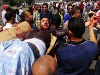Darbe karşıtlarına ateş açıldı: 14 ölü
