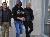 Mağusa'da eczane hırsızı cezaevinde