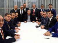Erdoğan'dan AYM Başkanı'na çok sert tepki
