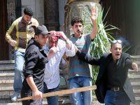 El-Feth Camisi'nde açlık grevi