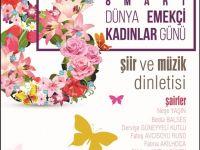 Girne Belediyesi'nden 8 Mart Dünya Emekçi Kadınlar Günü'nde anlamlı etkinlik