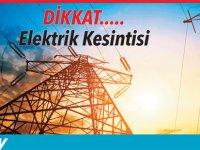 Güzelyurt'ta bazı bölgeler 6 saat elektriksiz kalacak