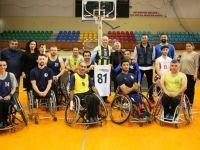 Tekerlekli Sandalye Basketbolunda Avrupa sınavındayız