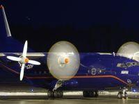 Ukrayna'ya ait uçak düştü; 3 kişi hayatını kaybetti