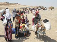 IKBY'ye Suriyeli sığınmacı akını