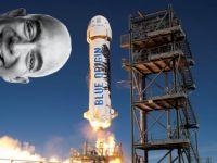 Jeff Bezos: 2018'de uzay turizmini başlatabiliriz