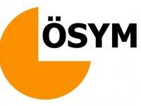 ÖSYM boş kalan lisans ve ön lisans programlarına 1 bin 400 ek yerleştirme yaptı