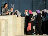 Beyt Hanun Sınır Kapısı geçici olarak açılıyor