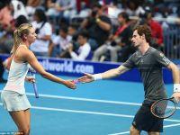 Andy Murray: Sharapova cezasını çekmeli