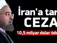 ABD'den İran'a tarihi ceza