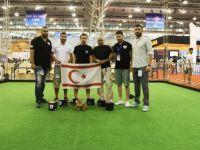 Yakın Doğu Üniversitesi Robotları Dünya Kupası'nda...