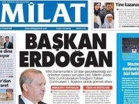 Ankara saldırısını sürmanşette gören Milat ilan etti: Erdoğan başkan!