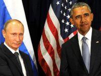 Putin ve Obama Suriye'yi görüştü