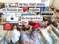 Dünya basını Suriye'deki katliamı böyle gördü