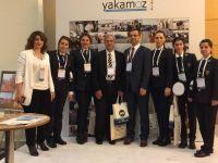 """Girne Üniversitesi """"Denizin Işıltısı Kadınlarımız; Yakamoz, Deniz ve Kadın"""" Sempozyumu'nda temsil edildi.."""