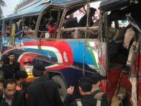 Pakistan'da bombalı saldırı: 15 ölü, 25 yaralı
