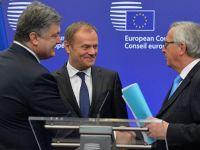 AB Komisyonu'ndan Ukrayna'ya vize muafiyeti önerisi