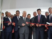 Çanakkale Deniz Savaşı Sergis, Girne Üniversitesi Kampüsü'nde açıldı...