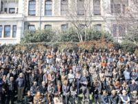 Boğaziçililerden tutuklama tepkisi