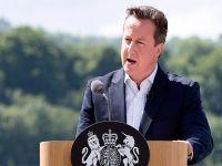 Cameron tatilini yarıda kesip Londra'ya dönüyor