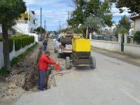 Girne Belediyesi Asbestli Su borularını değiştirmeye devam ediyor