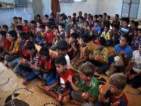Duaları Şam'da katledilen kardeşleri için