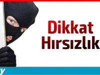 Girne'de 10 dükkan soydu, yakayı sonunda ele verdi