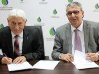 """Çevre Bakanlığı ile ODTÜ Kuzey Kıbrıs """"Kuraklık Analizi"""" protokolü imzaladı"""