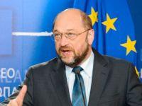 Avrupa Parlamentosu Başkanı Schulz Kıbrıs'ta…