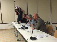 """Türk ve Rum Gazeteciler, """"Kıbrıs'ta Medya Sorunları""""nı ele aldı"""