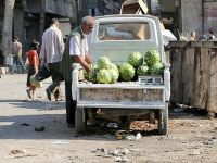 Halep'te sessizlik hakim