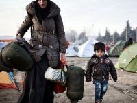Türkiye'den ilk sığınmacı grup gönderildi