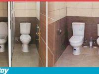 Girne Belediyesi'nden Tuvalet açıklaması...
