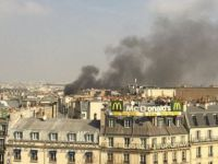 Fransa'daki patlamanın sebebi kesinleşti!
