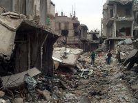 Esed güçlerinin saldırılarında 102 kişi öldü