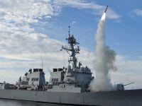 Füzeler ABD ve İsrail'in çıktı