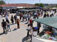 Yiğitler Gafgarıt Festivali ile coştu!