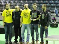 YDÜ Robotik Futbol Takımı NEUIslanders Avrupa 3.sü