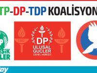CTP-DP-TDP Koalisyonu