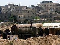Gazze'de yakıt sıkıntısı